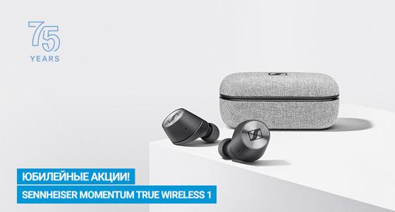 Первое поколение MOMENTUM True Wireless по специальной цене