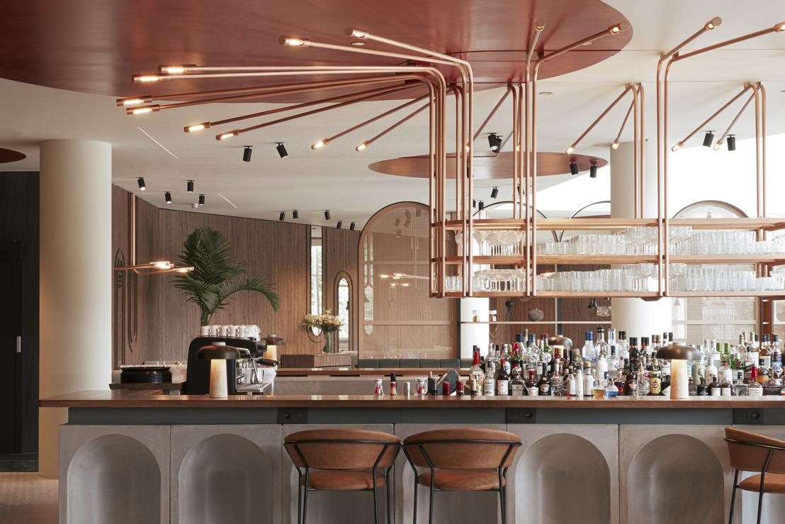 Design studio WeWantMore creëert met CRAFT een nieuwe Brusselse hotspot voor fine dining & drinks