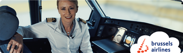 Preview: Brussels Airlines pilots and cabin crew members auction a look behind the scene for charity.