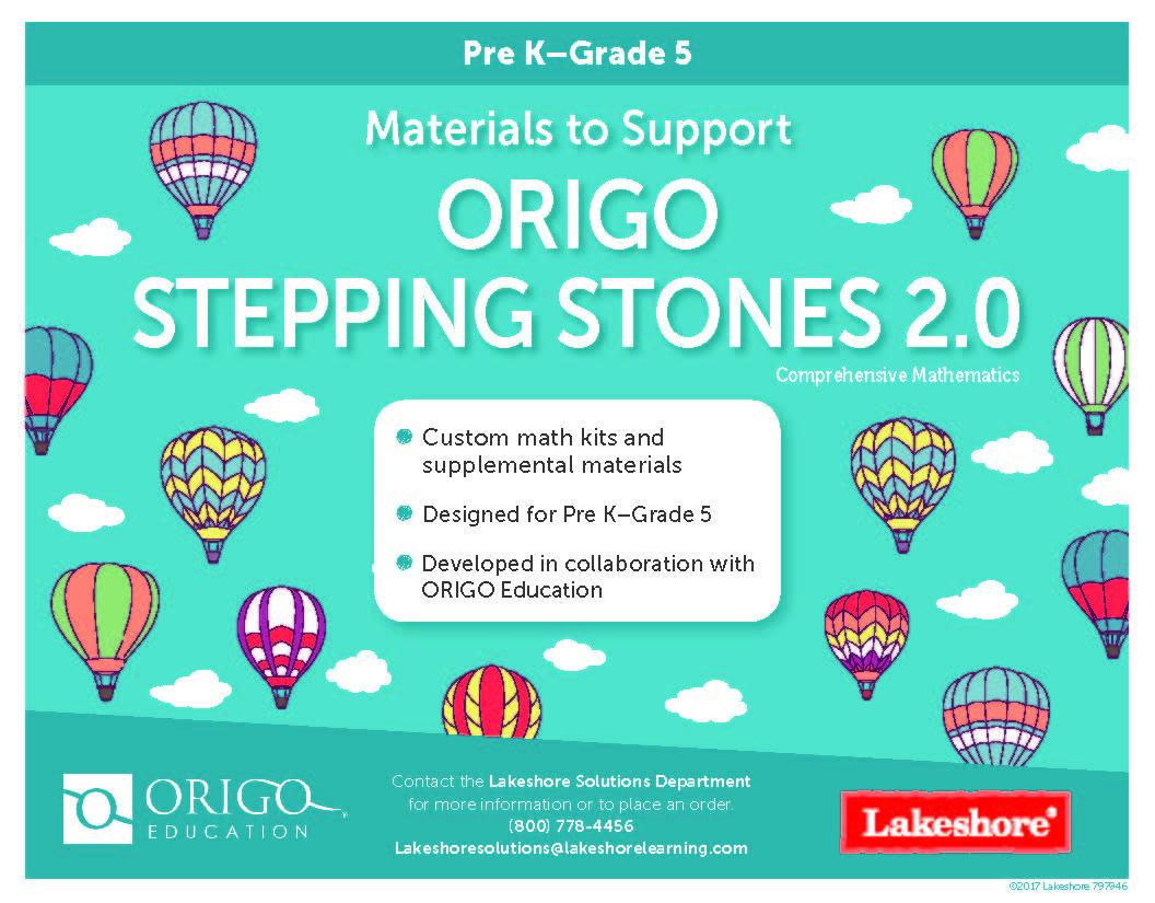 ORIGO Education and Lakeshore® Announce Partnership to Provide ...