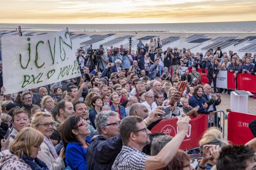 Ongeziene opkomst op Filmfestival Oostende met 45.000 bezoekers