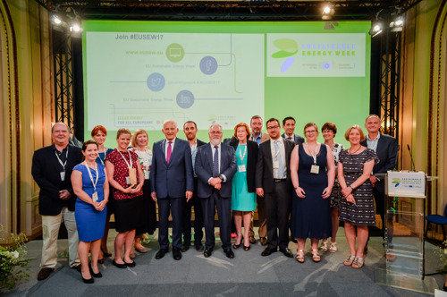 Press announcement: EUSEW Award winners revealed!