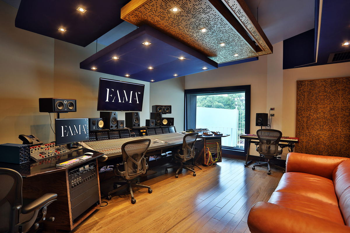 FAMA Studios, Santa Domingo, Dominican Republic