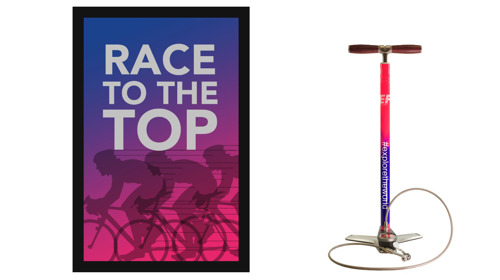 "Silca ""Race to The Top"" With EF Pro Cycling"