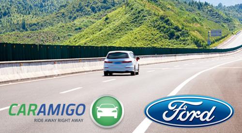 CarAmigo and Ford form partnership