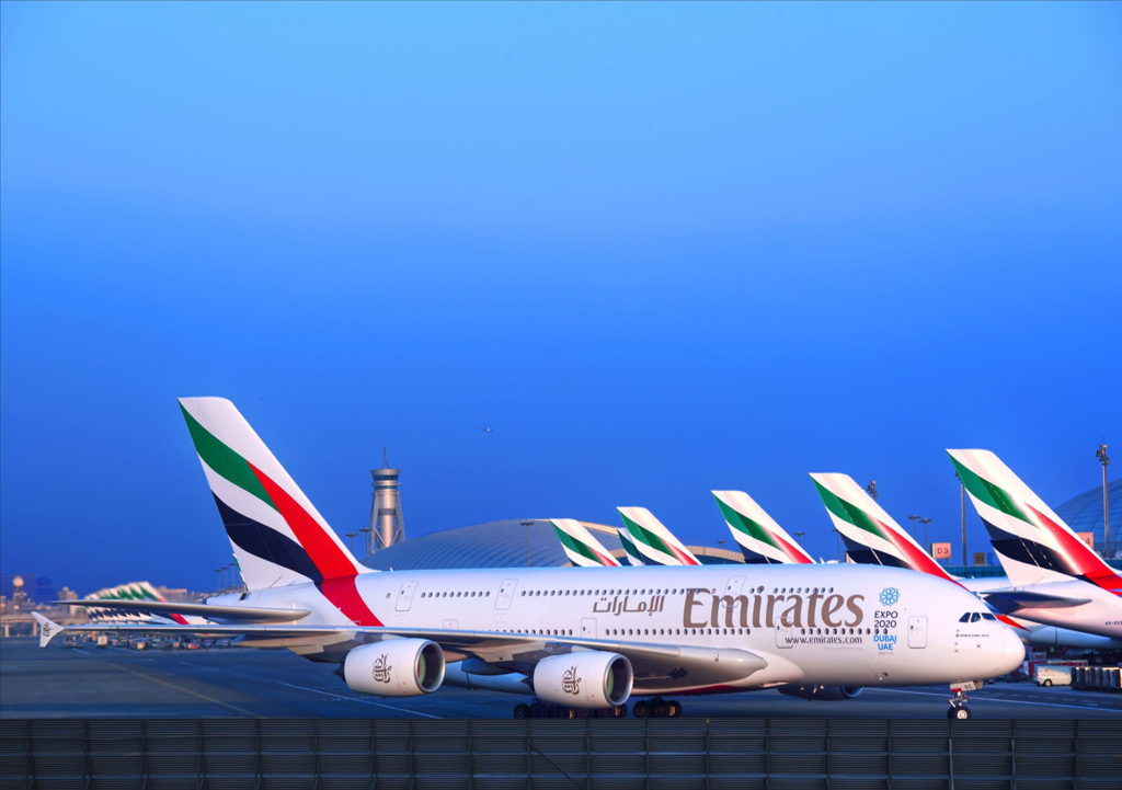 Emirates customers travelling to the US via Dubai will be able to utilise their laptops and tablet devices on the first part of their journeys, and also during transit in Dubai.