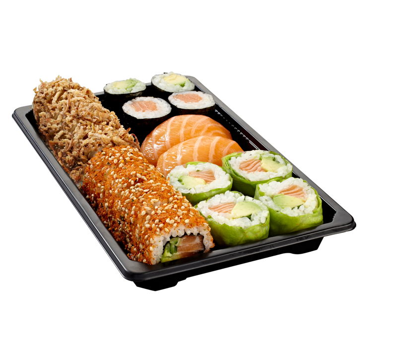 Sushi Daily- Sushi Lovers - Menu Duo Salmon