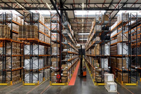 Le plus grand dépôt de produits sanitaires et de chauffage de la région  liégeoise se trouve à Alleur