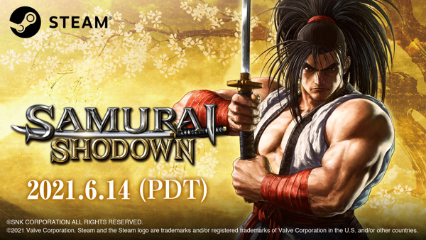 Preview: Samurai Shodown monte sur le ring de Steam le 14 juin accompagné par Amakusa, qui rejoindra le Season Pass 3
