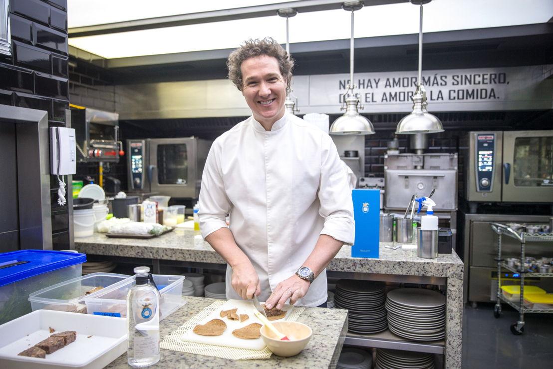 Chef Vicente Torres