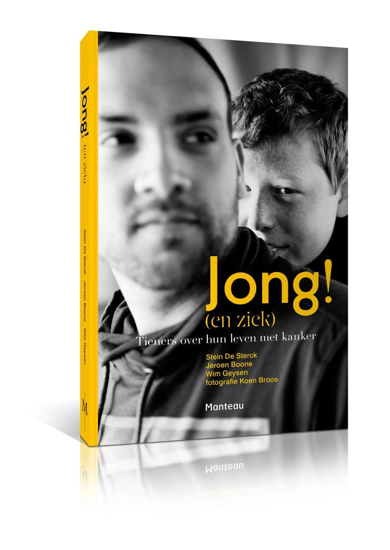 3D-cover 'Jong! (en ziek)!