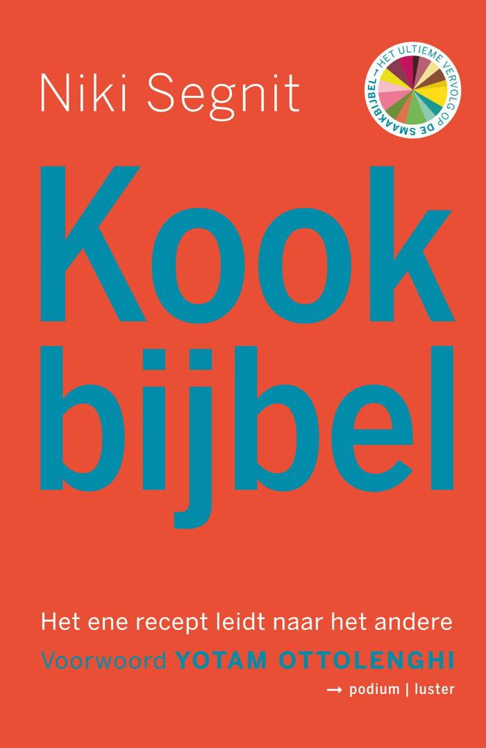 Niki Segnit onthult de 'Kookbijbel'