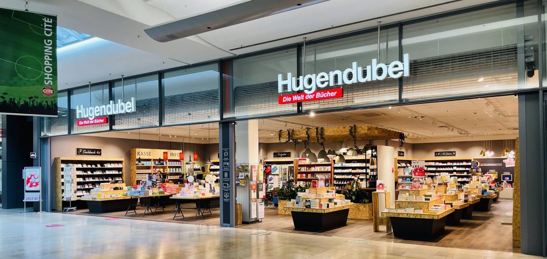 Hugendubel eröffnet 350 Quadratmeter große neue Filiale in Baden-Baden