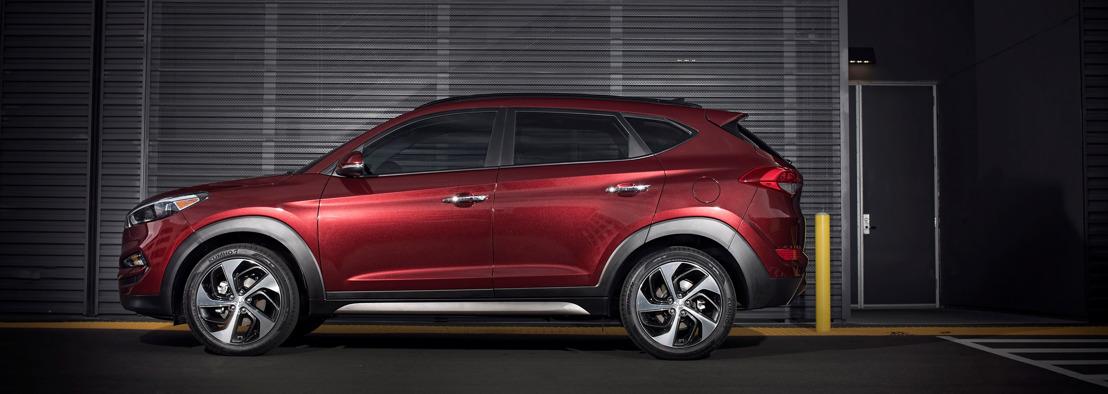 Hyundai révèle les prix et les équipements du nouveau Tucson.
