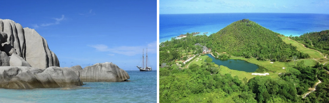 Swim, Swing and Sail in the Paradise of Seychelles