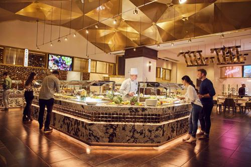A smorgasbord of cultural cuisine awaits at Monarch Casino Resort Spa!