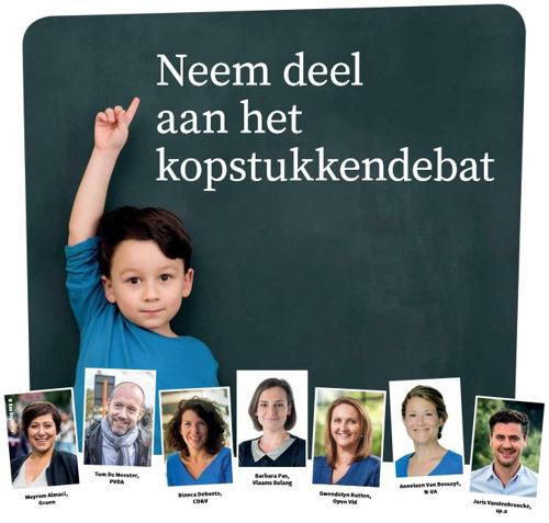 Dag van het Gezin 2019: Gezinsbond en Odisee organiseren kopstukkendebat in Gent