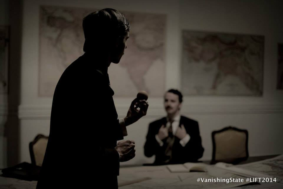 Lucien Bourjeily  - Vanishing State 3 > 4/2 © Lucien Bourjeily