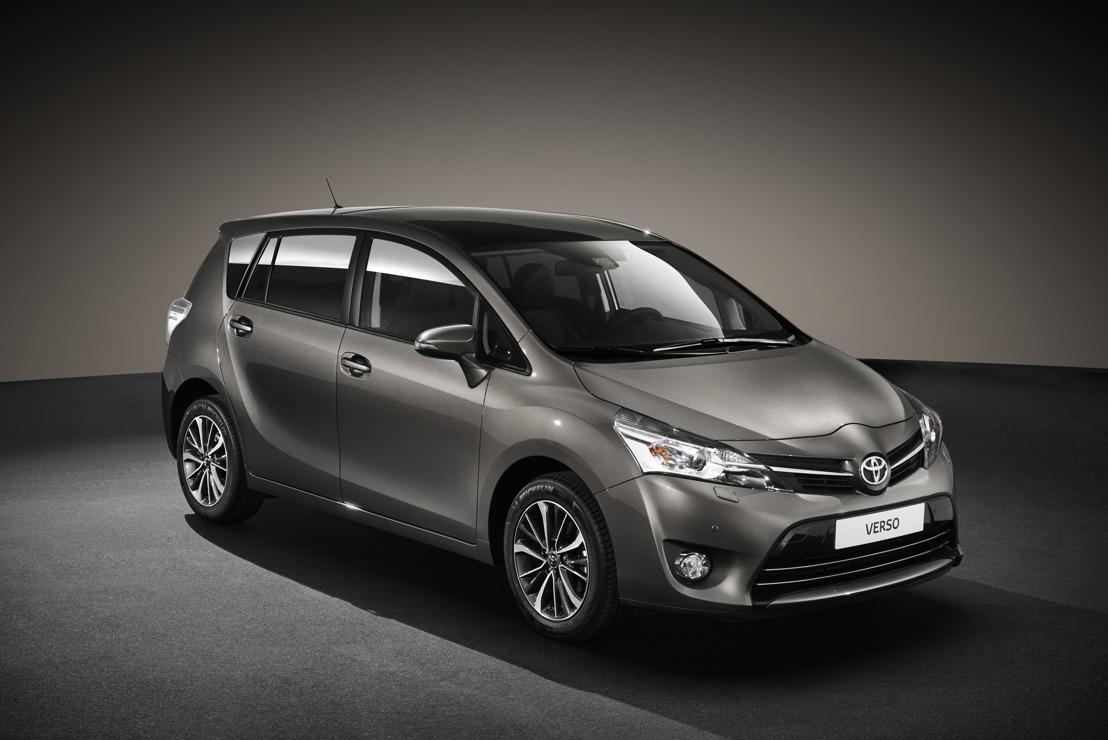 Toyota Verso: einde productie - fin de production