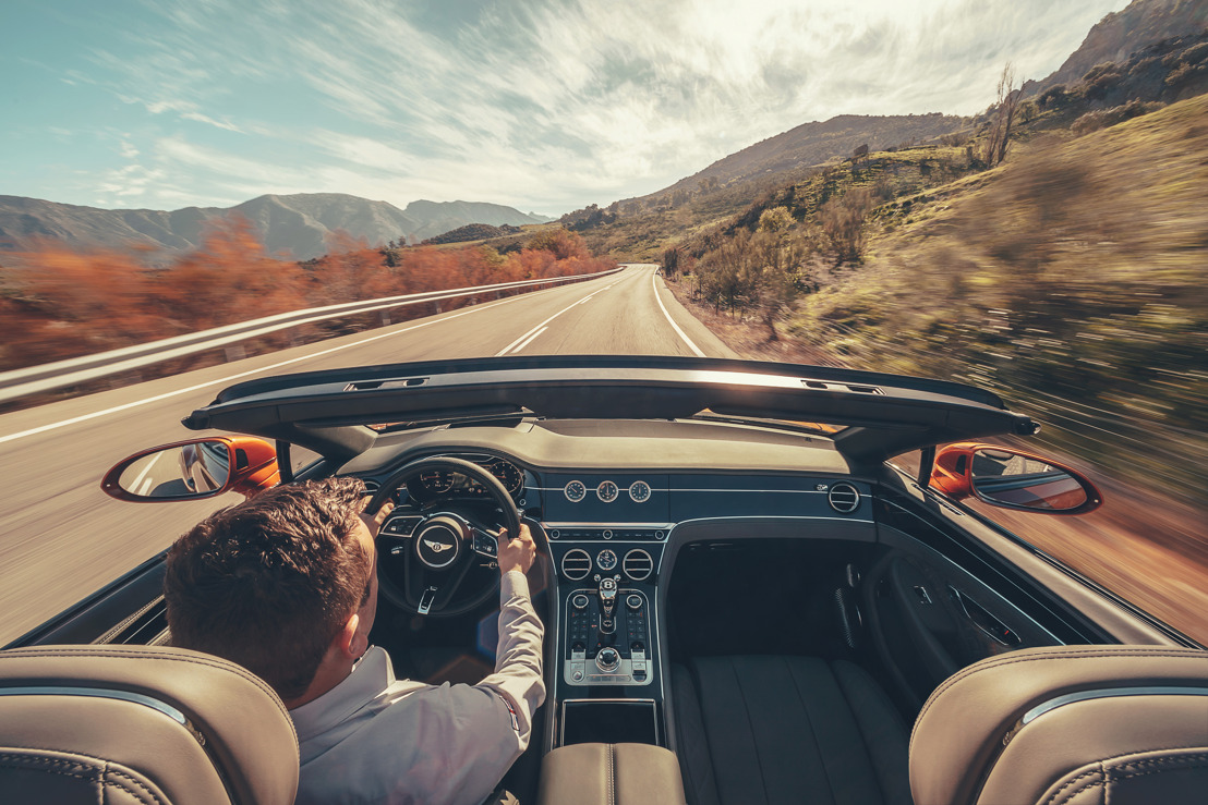 THE PERFECT SUMMER GRAND TOURER: THE CONTINENTAL GT CONVERTIBLE