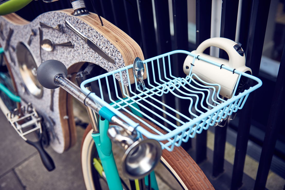 Up-cycled Bike 8