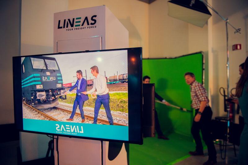 Lineas - événement clients