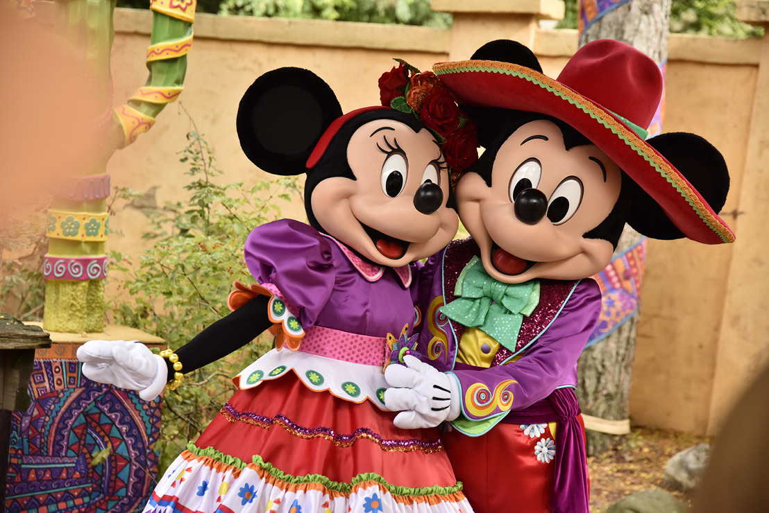 10 leuke feiten over Disney's Halloween Festival in Disneyland® Paris!