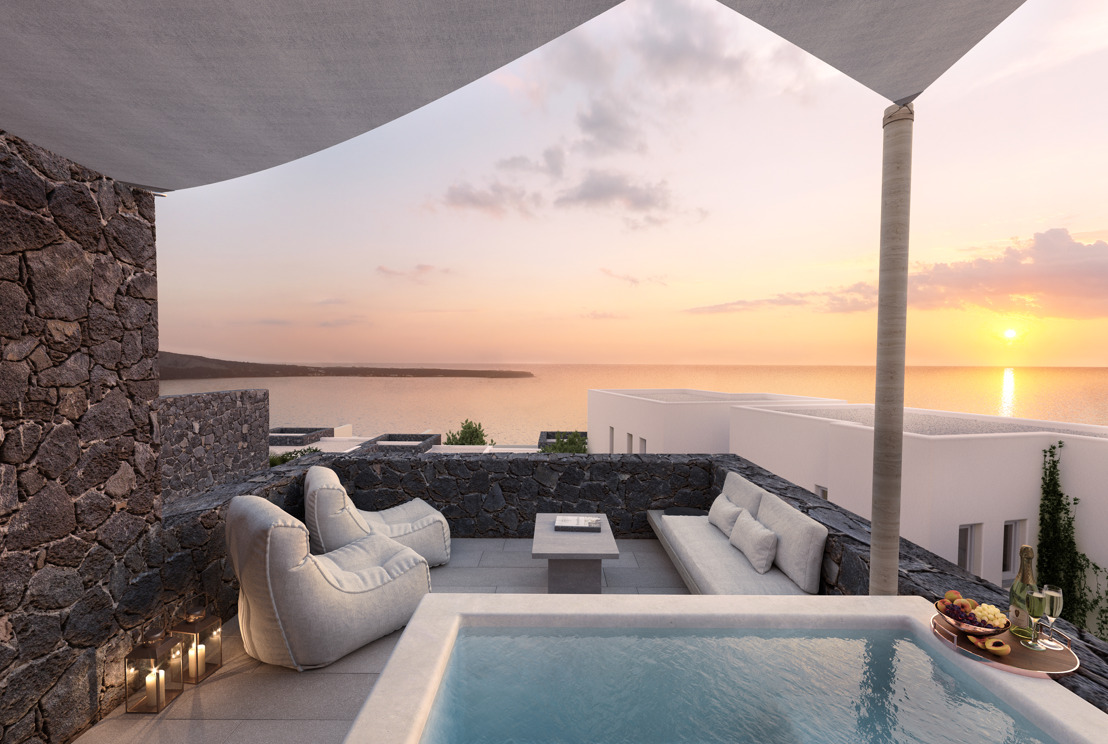 Canaves Oia wins big with Travel + Leisure