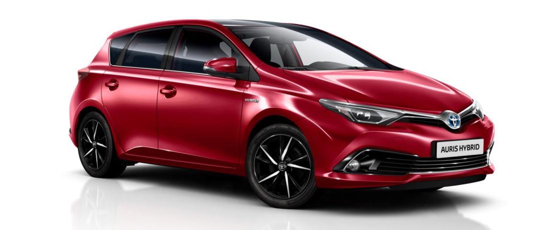 Toyota Auris MY2017: changements, nouveaux codes et prix