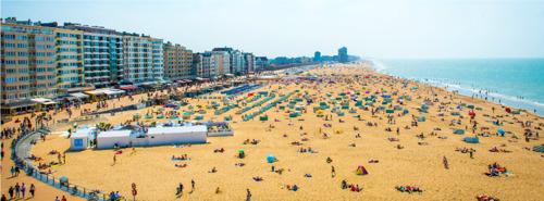 Stad Oostende start aanmeldingssysteem op voor drukste centrumstranden van woensdag 11 augustus tot en met vrijdag 13 augustus