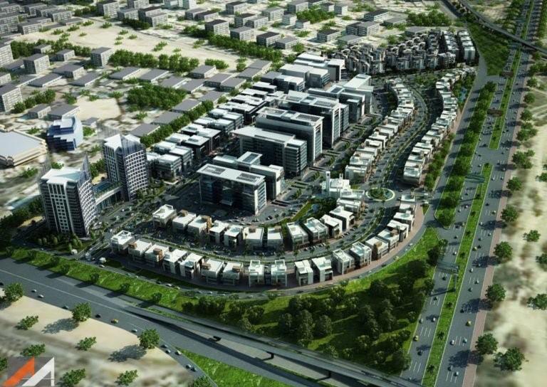 10. Riyadh Medical Village<br/>source - skyscrapercity.com
