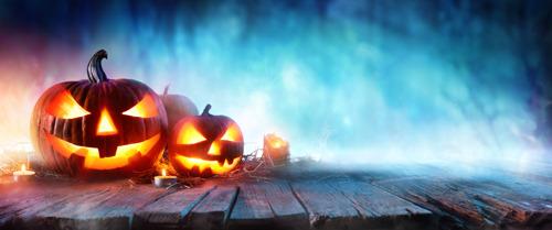 Une soirée d'Halloween en toute sécurité grâce aux lampes LED Ledlenser