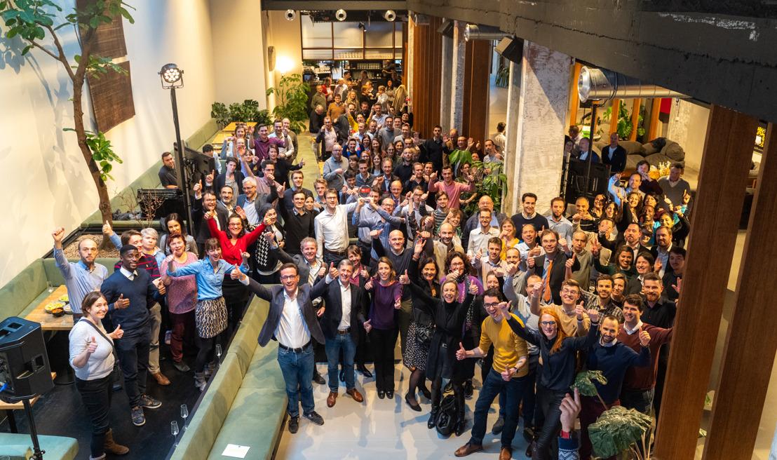 Luminus voor het achtste jaar op rij verkozen tot Top Employer
