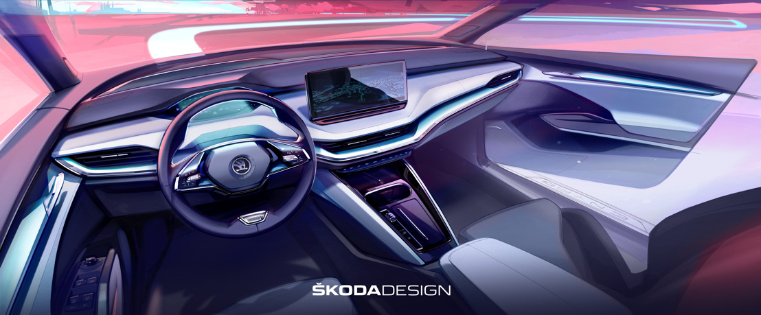 ŠKODA breaks new ground in interior design with individual Design Selections for the ENYAQ iV