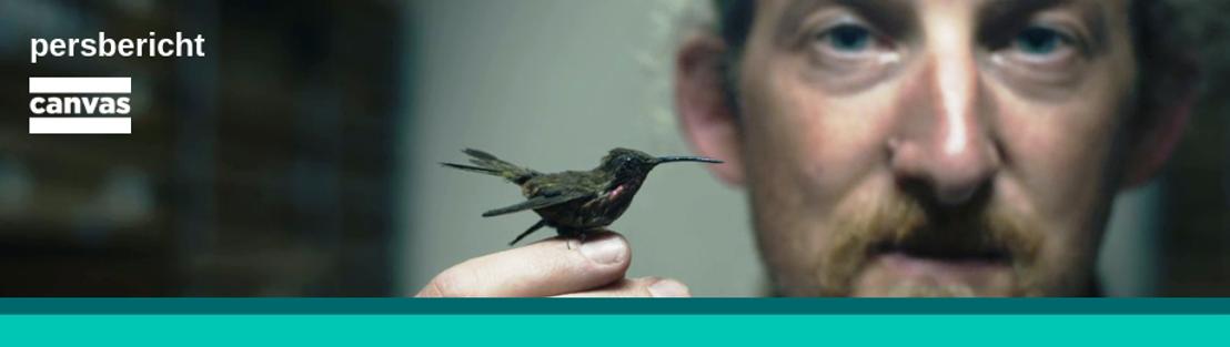 PERSBERICHT & UITNODIGING : Er was eens. Het verhaal van het Koninklijk Belgisch Instituut voor Natuurwetenschappen