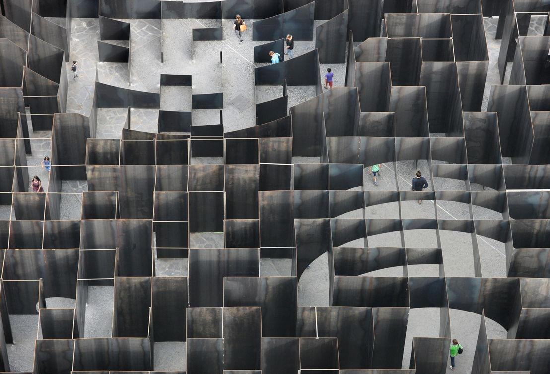 Gijs Van Vaerenbergh: Labyrint - (c) foto Filip Dujardin