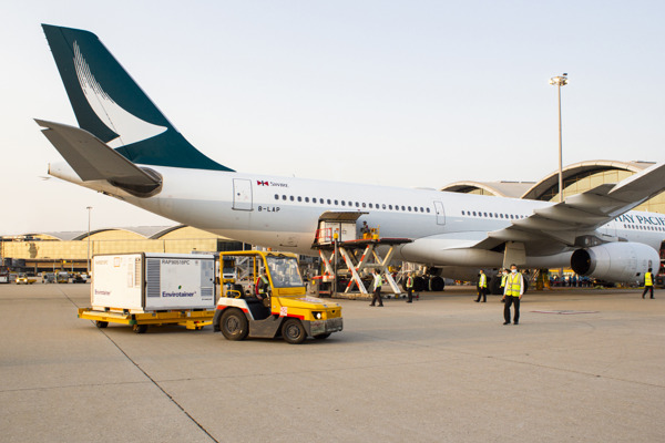 Preview: Cathay Pacific Cargo ships 15 million vaccine doses