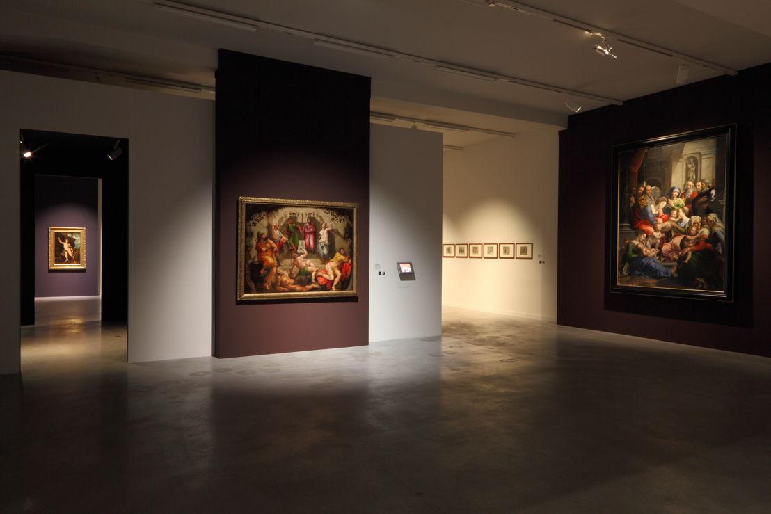 Michiel Coxcie. Le Raphaël de Flandre, M - Museum Leuven, 2013 (c) Dirk Pauwels