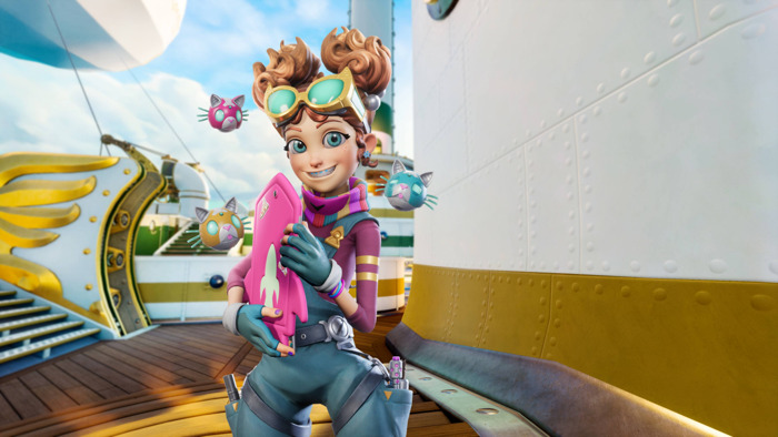 Le contenu de la saison 1 révélé de Rocket Arena, ainsi que de nouvelles vidéos de gameplay