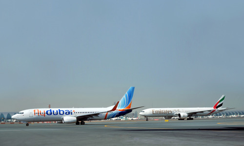 Select flydubai flights to operate from Terminal 3, Dubai International