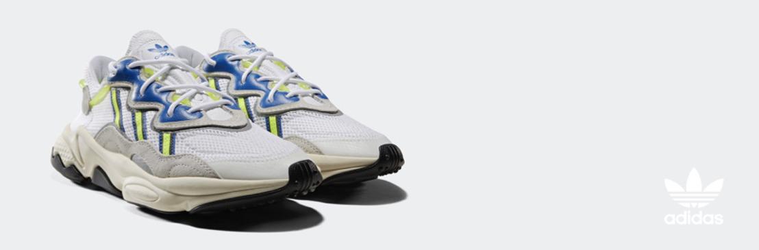 adidas Originals presenta la reinterpretación de la icónica silueta OZWEEGO de los años 90