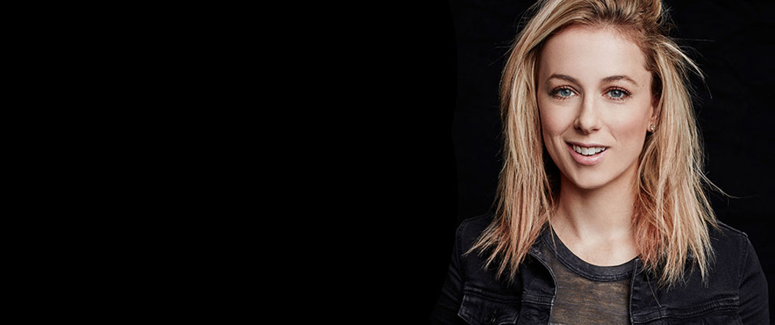 American comedian Iliza Shlesinger is coming to Belgium!