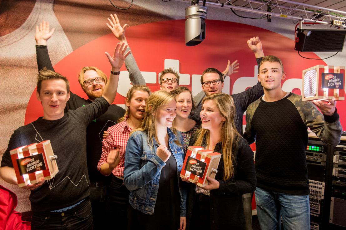 I Will, I Swear, Zinger en St. Grandson winnen De Nieuwe Lichting 2015