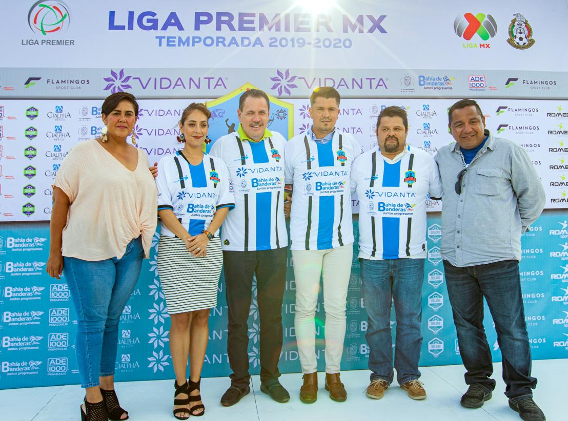 GRUPO VIDANTA SERÁ PATROCINADOR OFICIAL DEL ATLÉTICO BAHIA FC