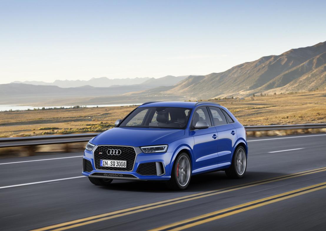L'Audi RS Q3 performance : la puissance à l'état pur !