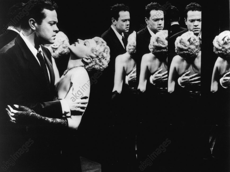 The Lady From Shanghai (1947) with Orson Welles<br/>AKG25502