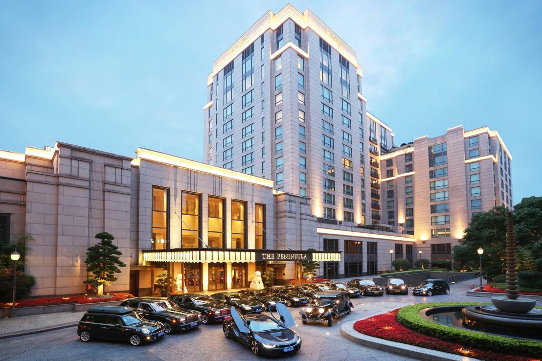 THE PENINSULA PARIS Y THE PENINSULA SHANGAI SE IMPONEN EN EL  TOP COUNTRY HONOURS EN LOS PREMIOS CONDÉ NAST TRAVELER BEST HOTEL 2015