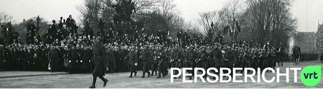 100 jaar de Groote Oorlog