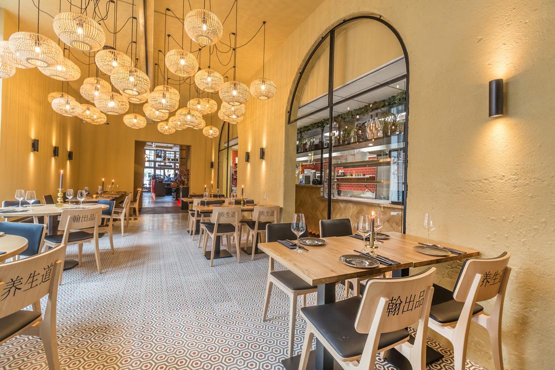 Chef Han Ji opent restaurant in Amsterdam