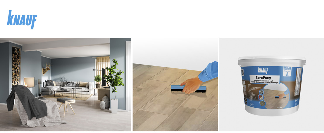 CeraPoxy werkt keramische tegels duurzaam af